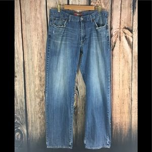 Lucky Brand Mens Blue Jeans 36 x 34